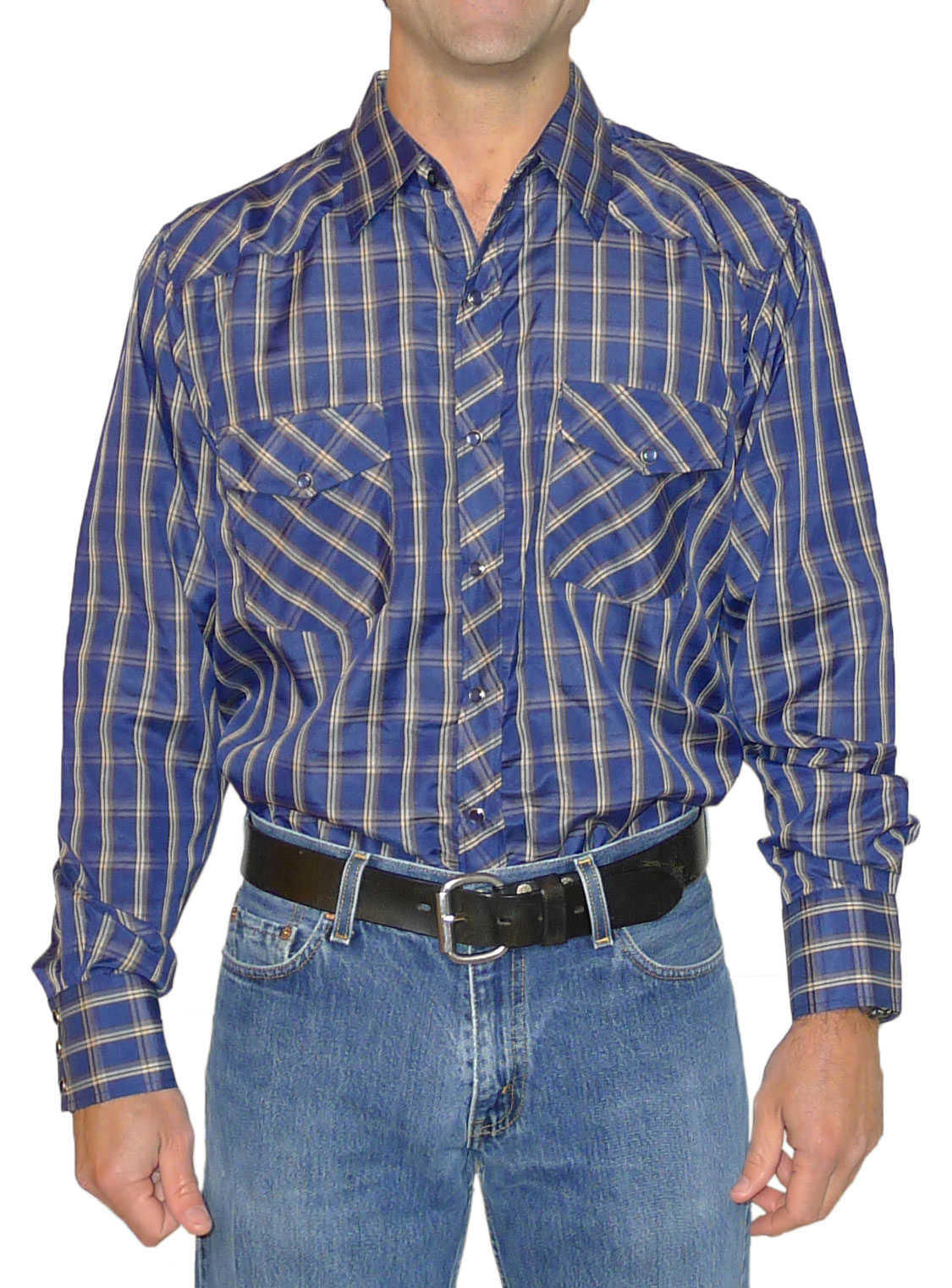 Wholesale Western Style Cowboy Shirts By Squish