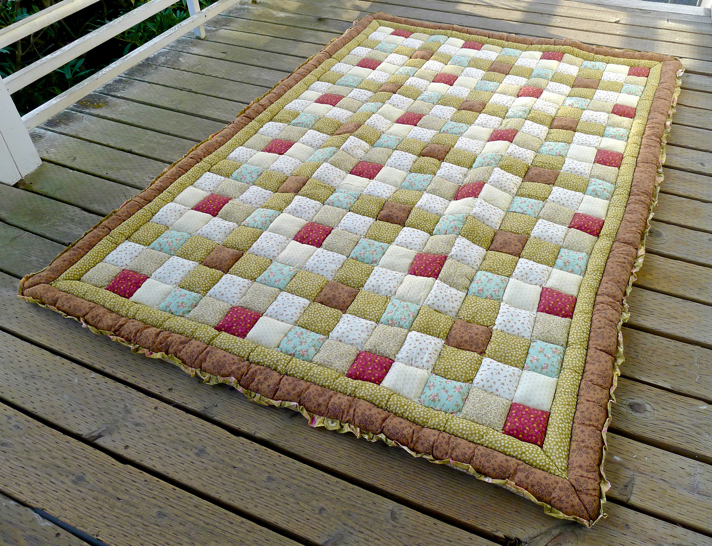 Image of Hand Quilted Korean Style Yo Mattress