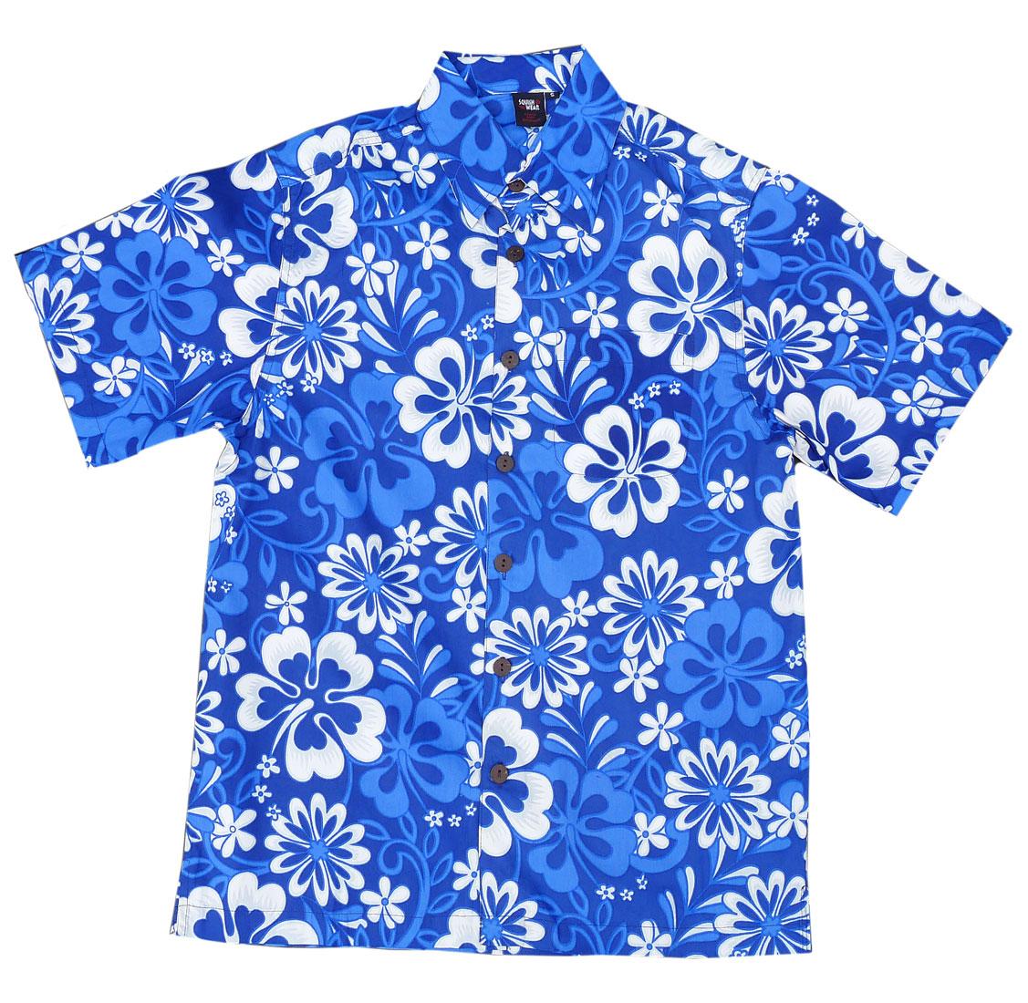 Image of Blue Fiji - Cotton