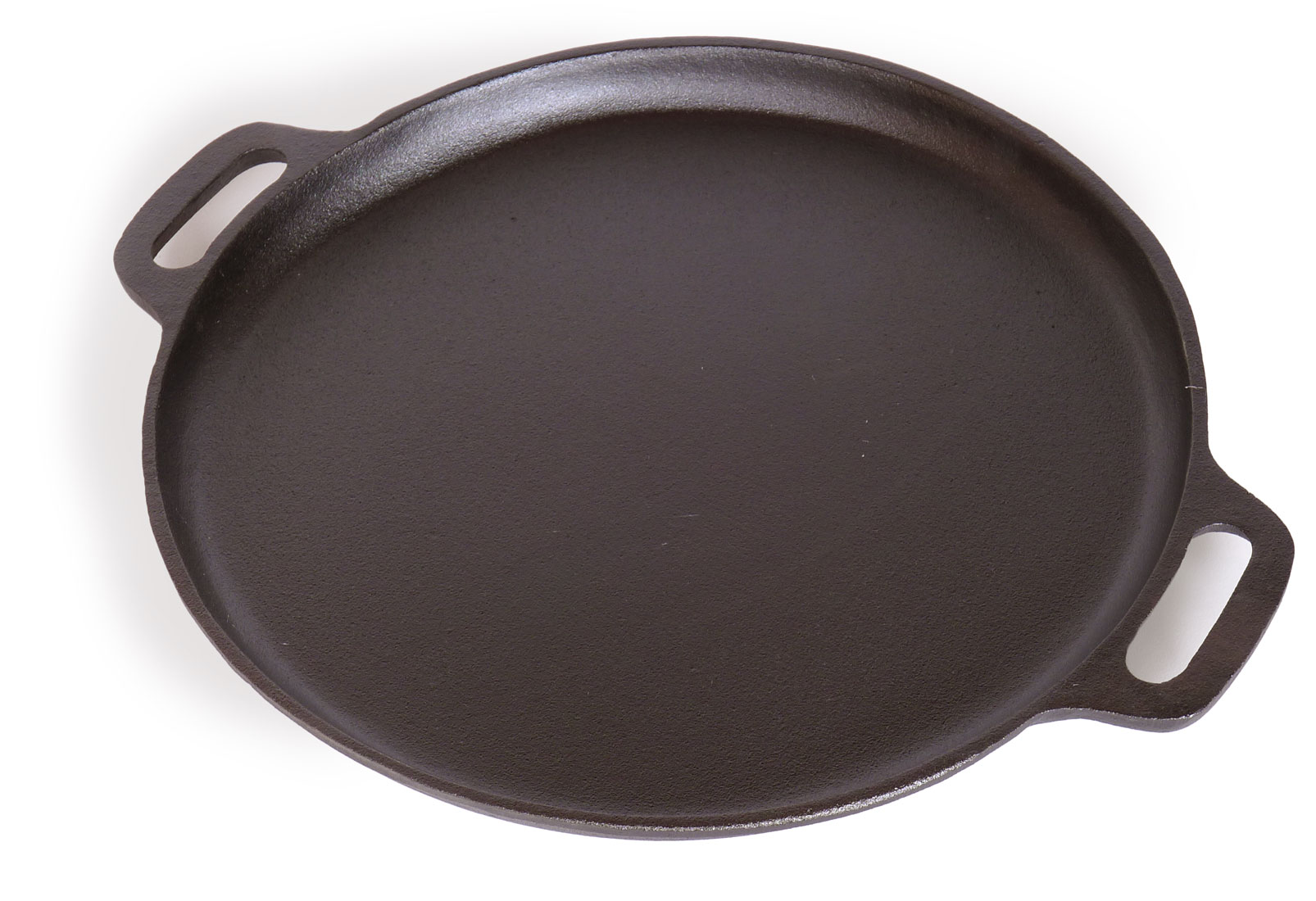 Image of 14 Inch Thick Cast Iron Pizza Stone