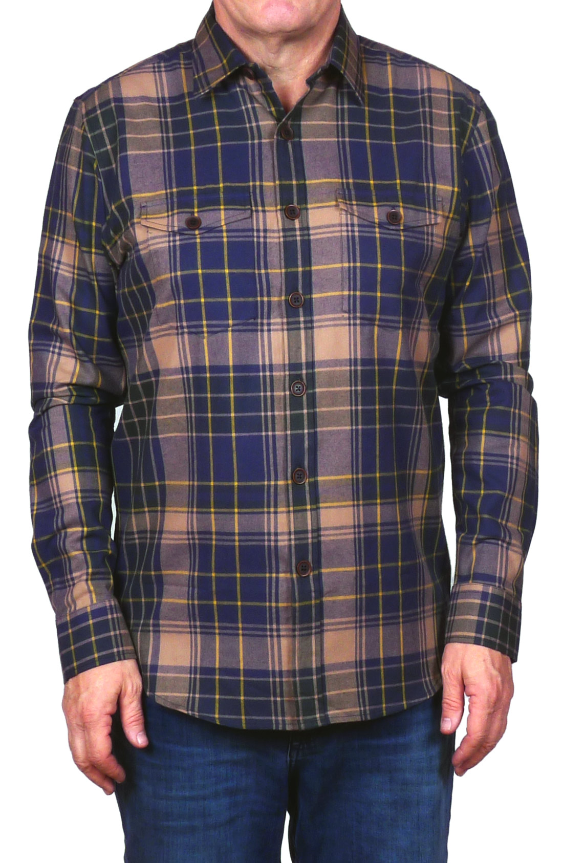 Image of Long Sleeve Flannel - FLA