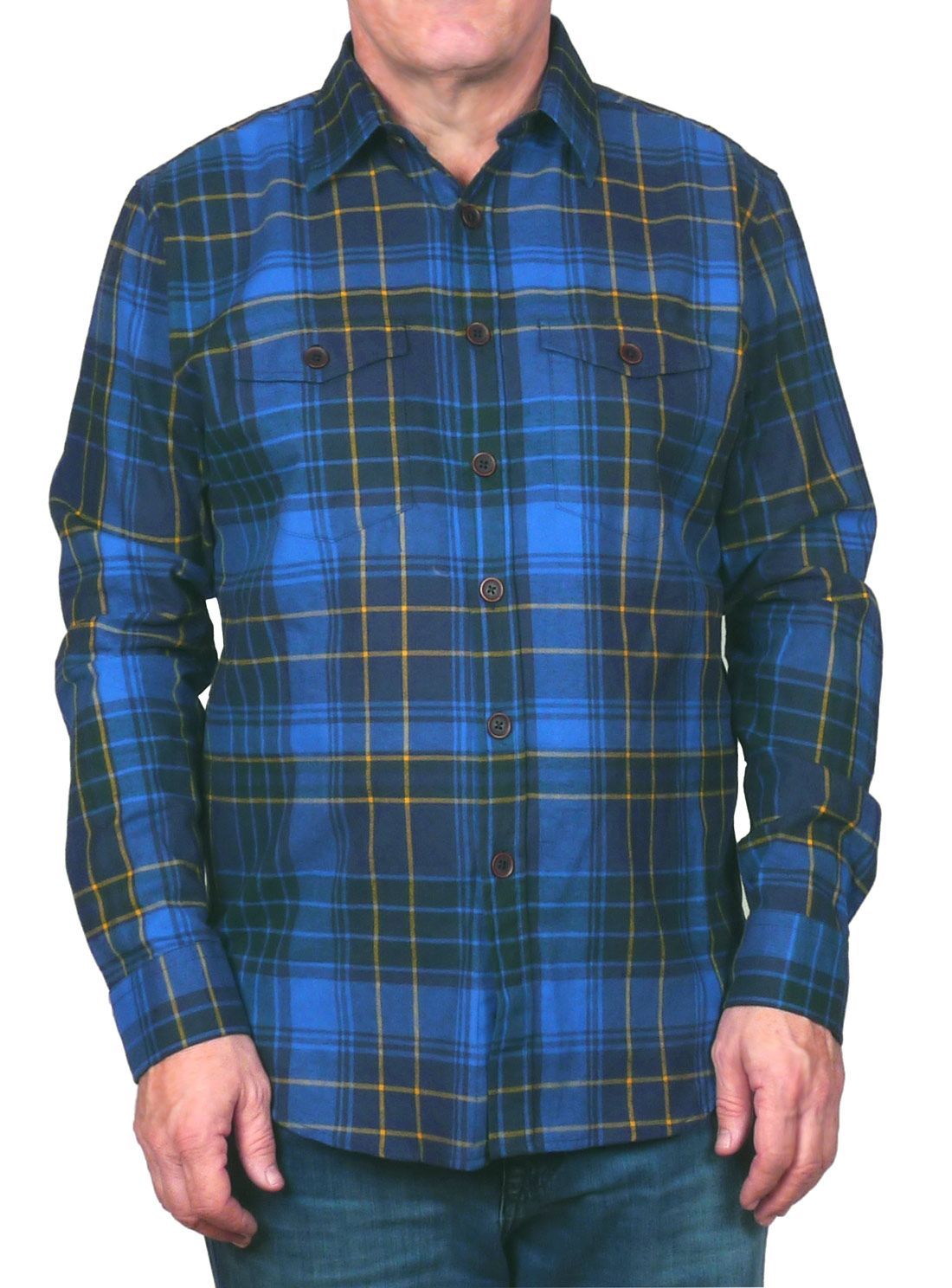 Image of Long Sleeve Flannel - FLB