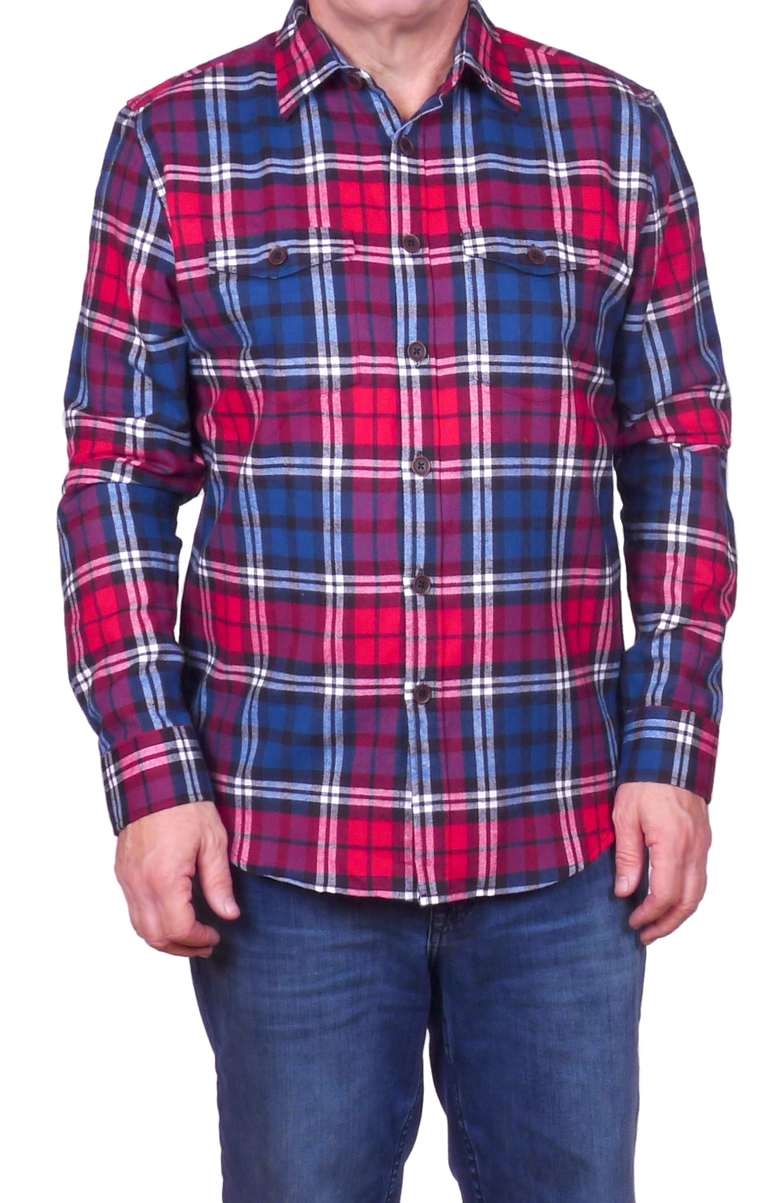 Image of Long Sleeve Flannel - FLC