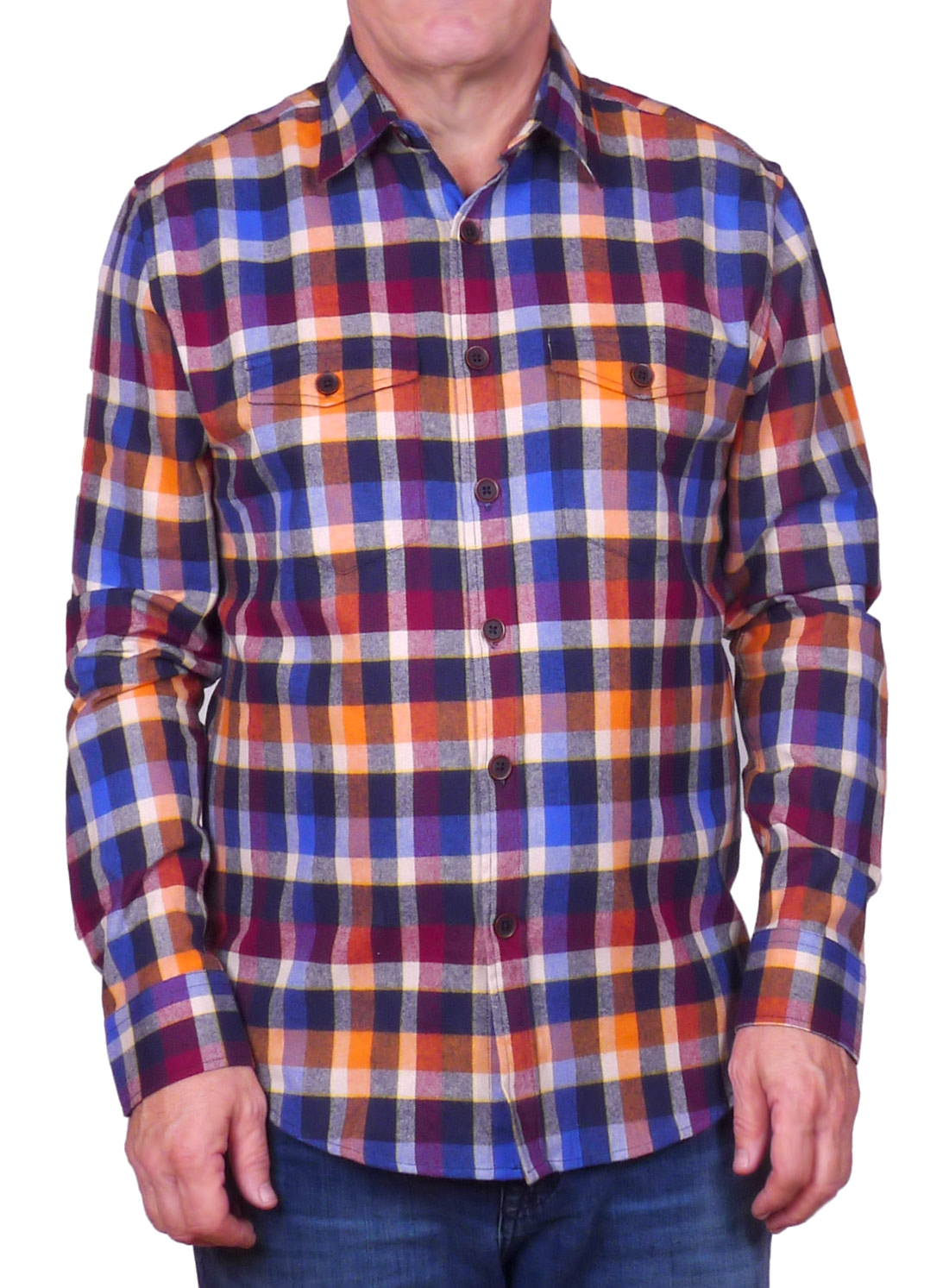 Image of Long Sleeve Flannel - FLE