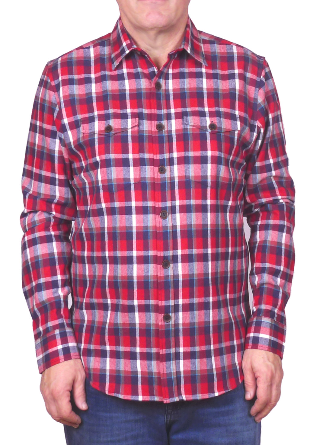 Image of Long Sleeve Flannel - FLF