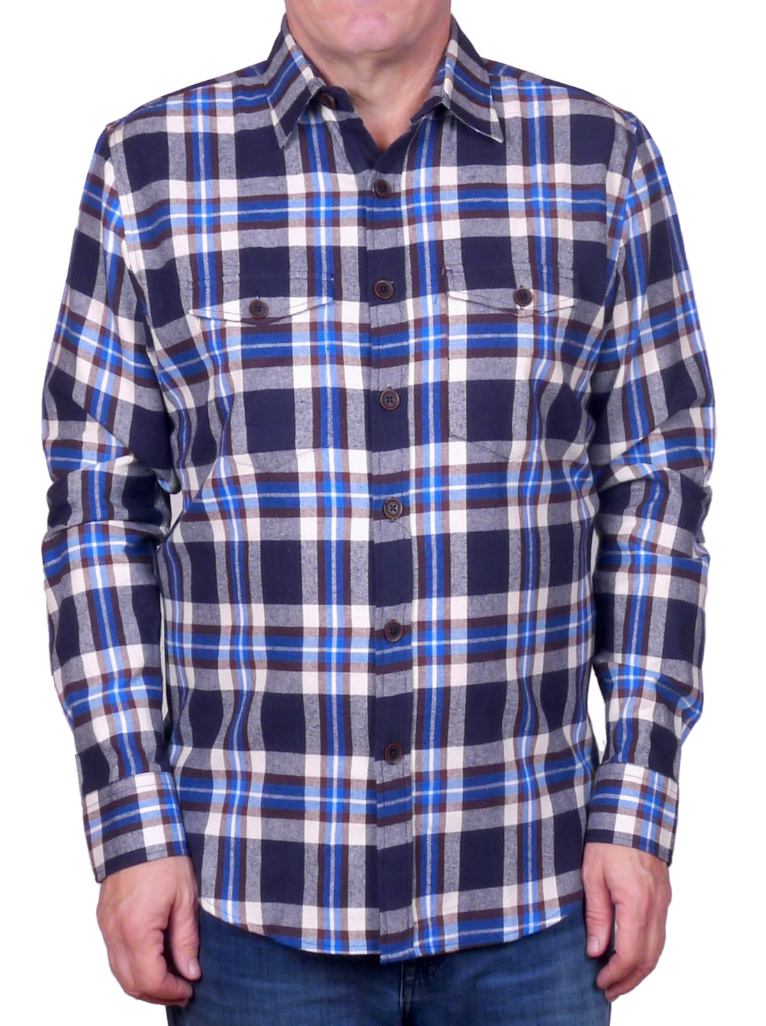 Image of Long Sleeve Flannel - FLG