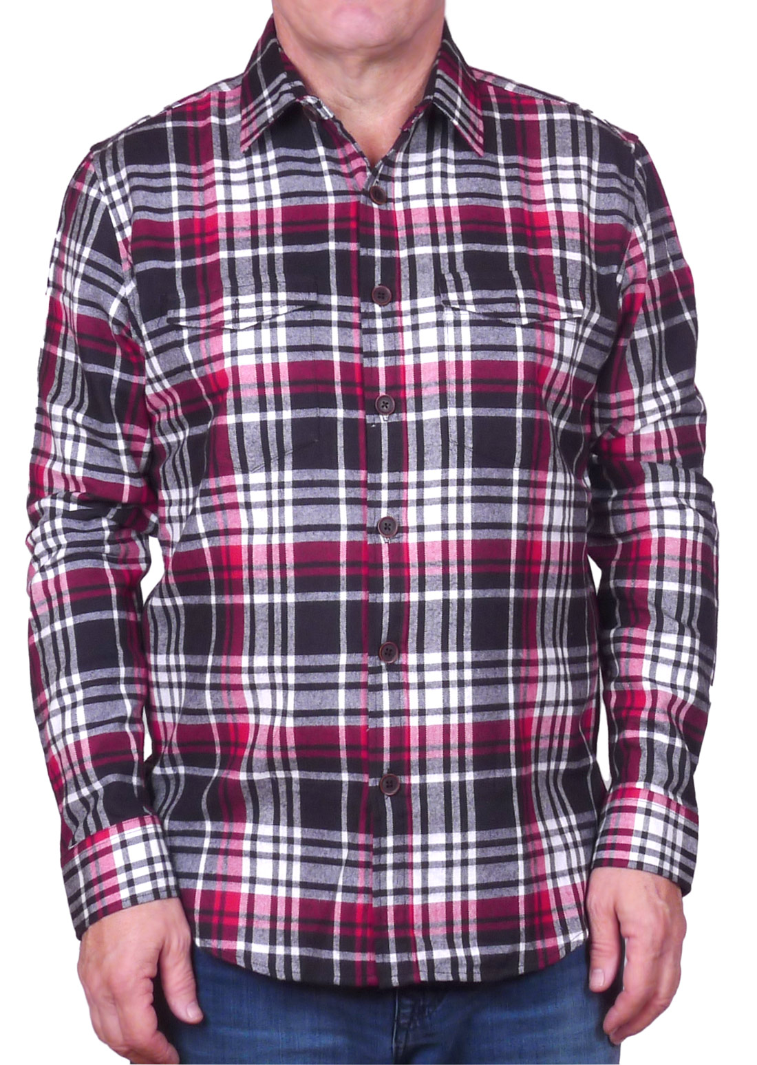 Image of Long Sleeve Flannel - FLK