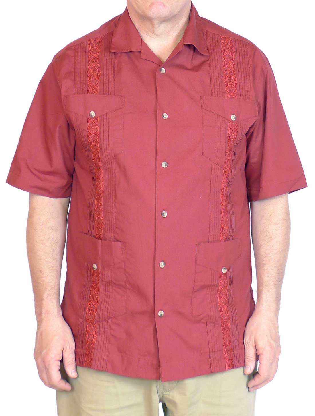 Image of Red (100% Cotton)