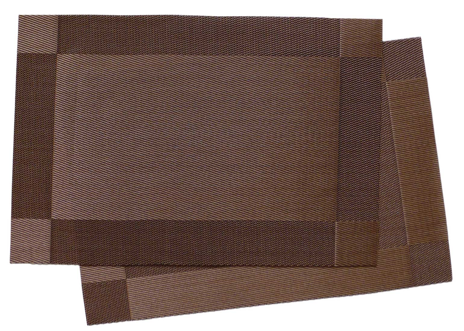 Image of Woven Vinyl Brown Classic MAT22