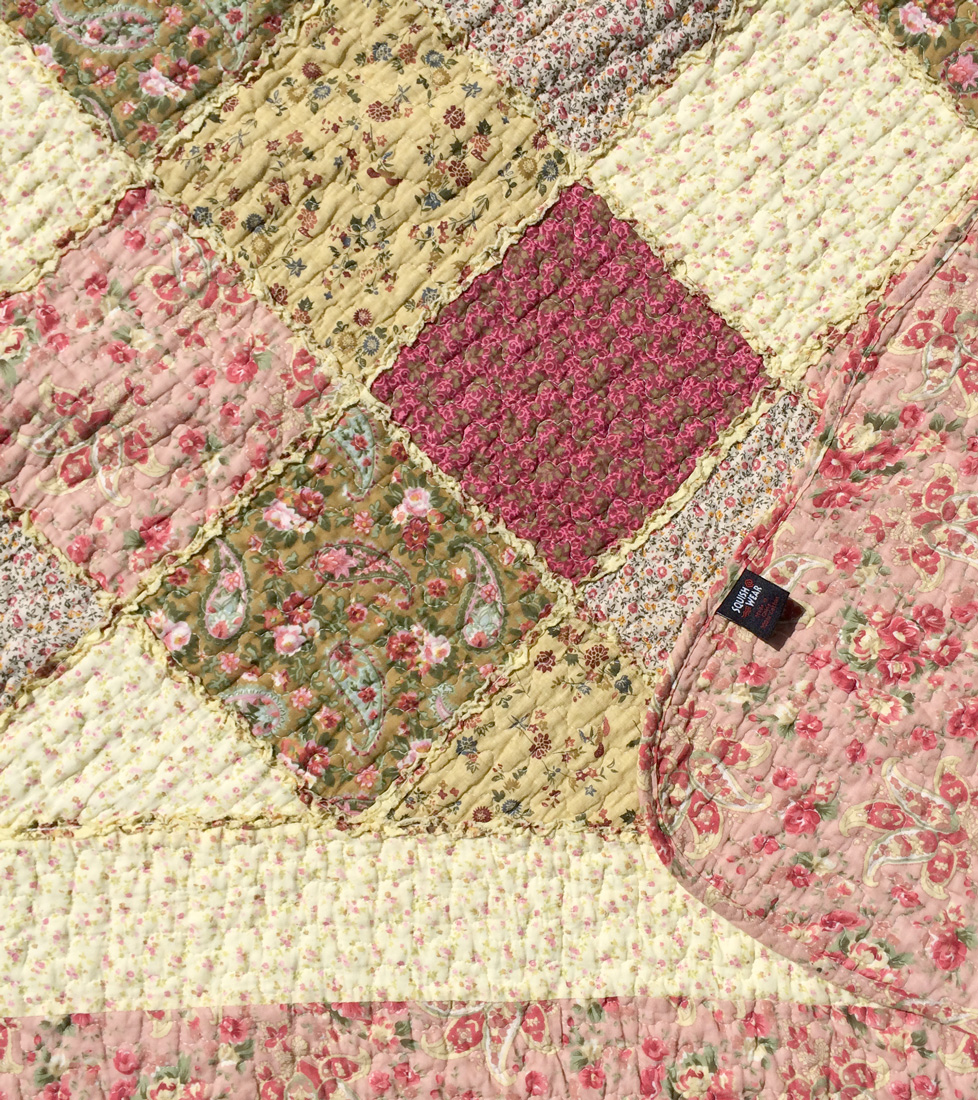 Handcrafted Quilts Amp Throws