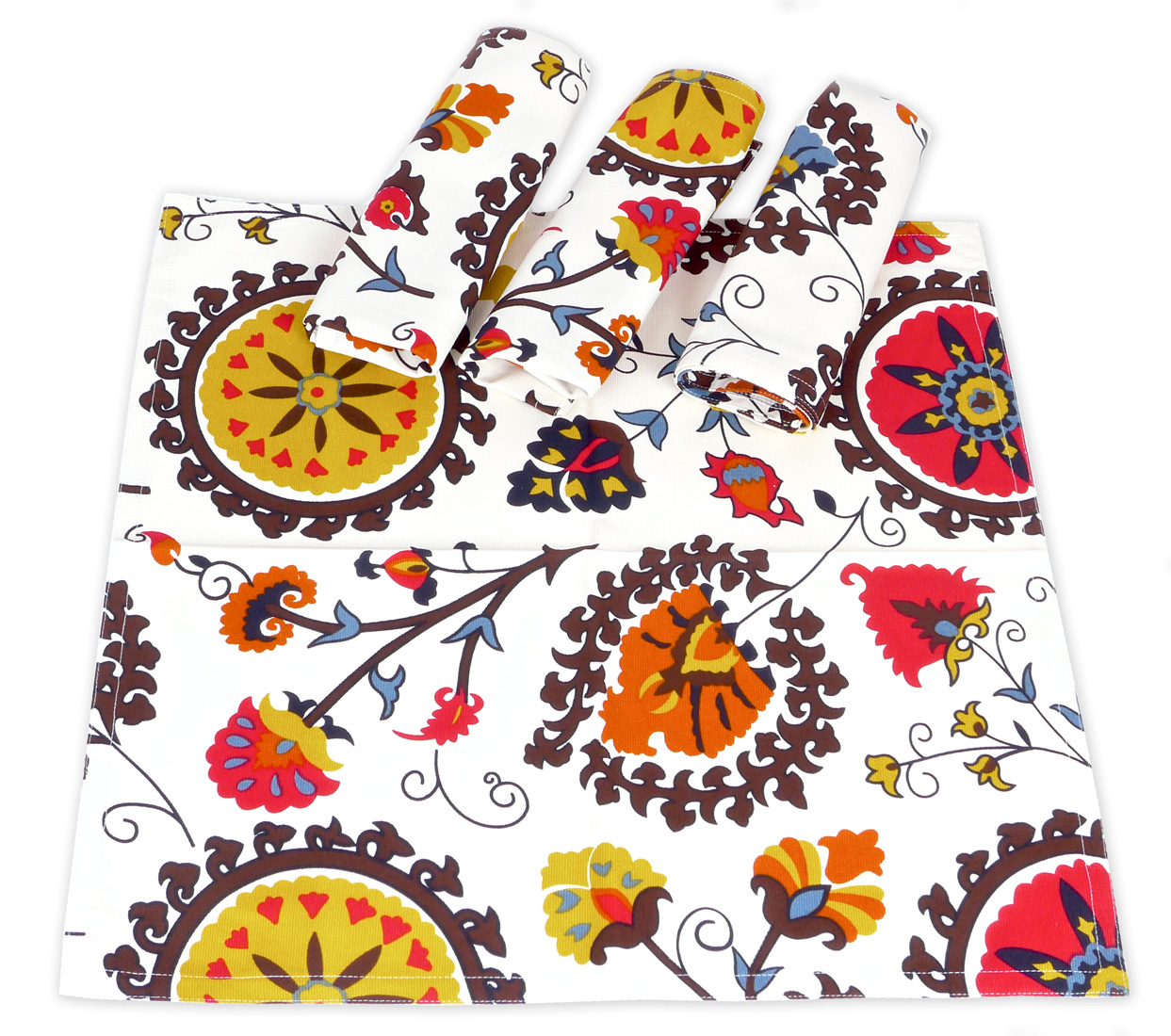 Image of Raja Napkins, pack of 4
