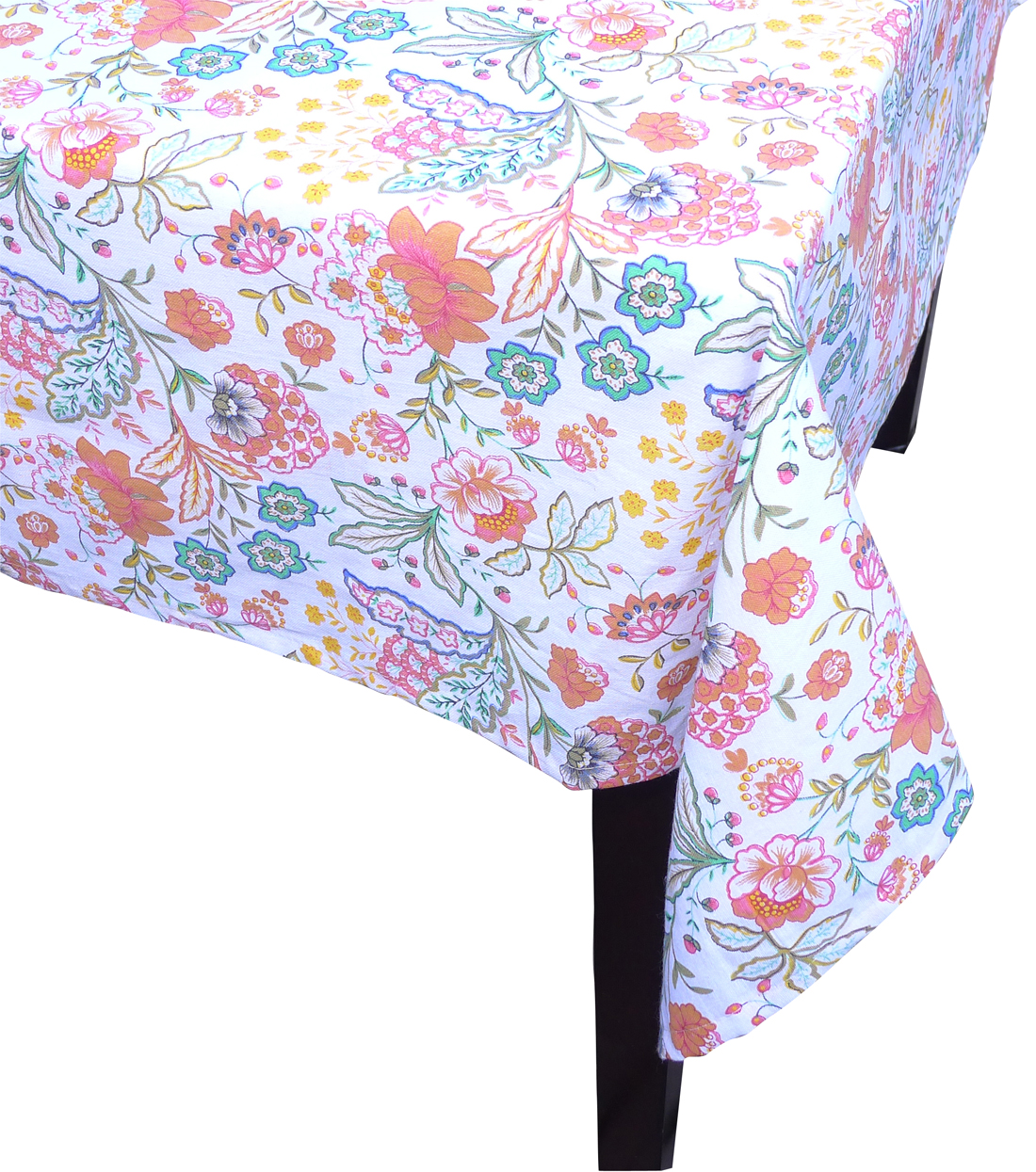Image of Provence Sunshine Tablecloth (Plain edge)