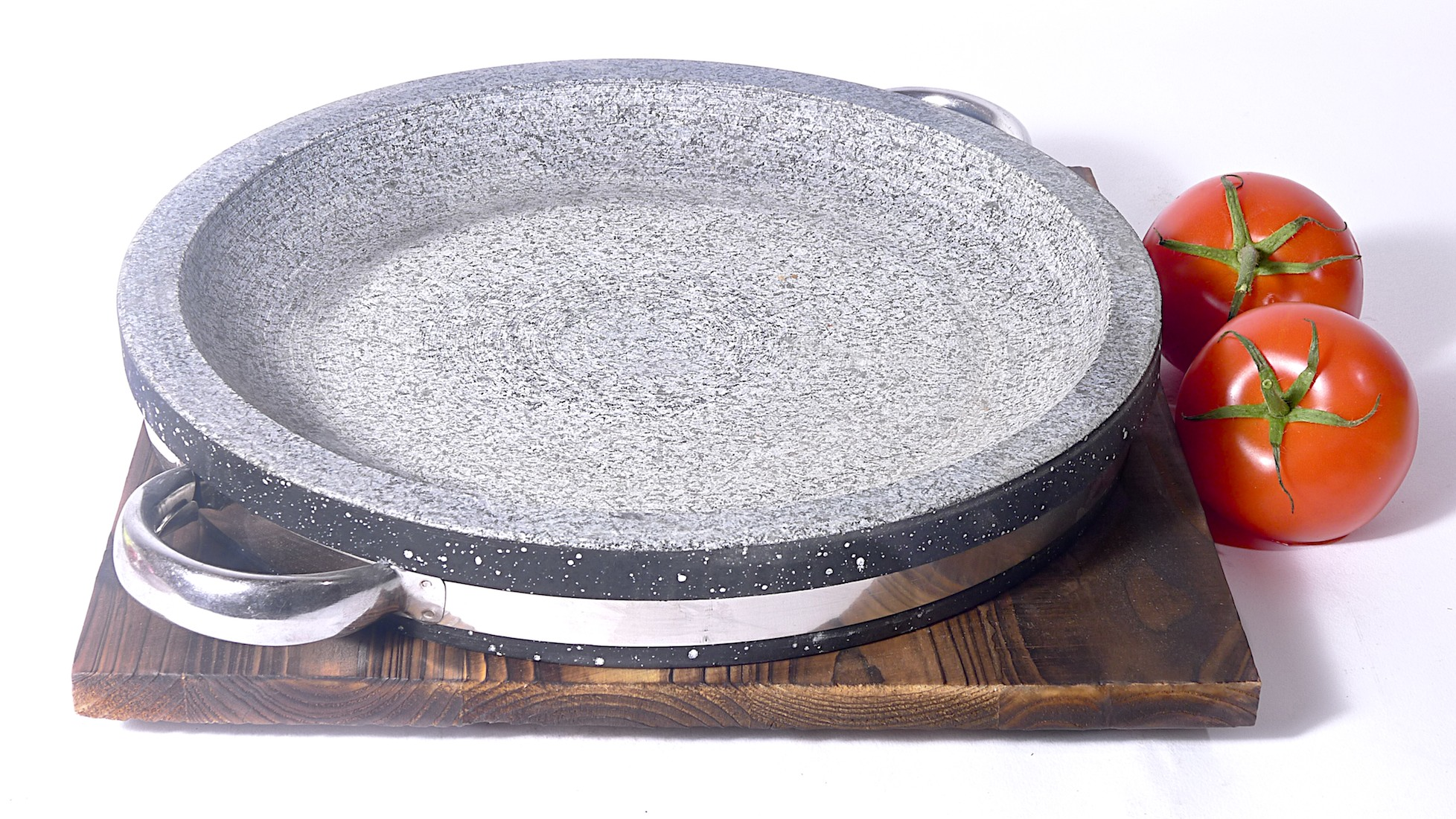 Image of 11-Inch Stone Grilling and Searing Dish